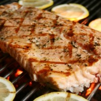 Irritable Bowel Syndrome & Diet - Grilled Fish